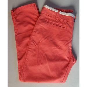 Preppy Pink Pants